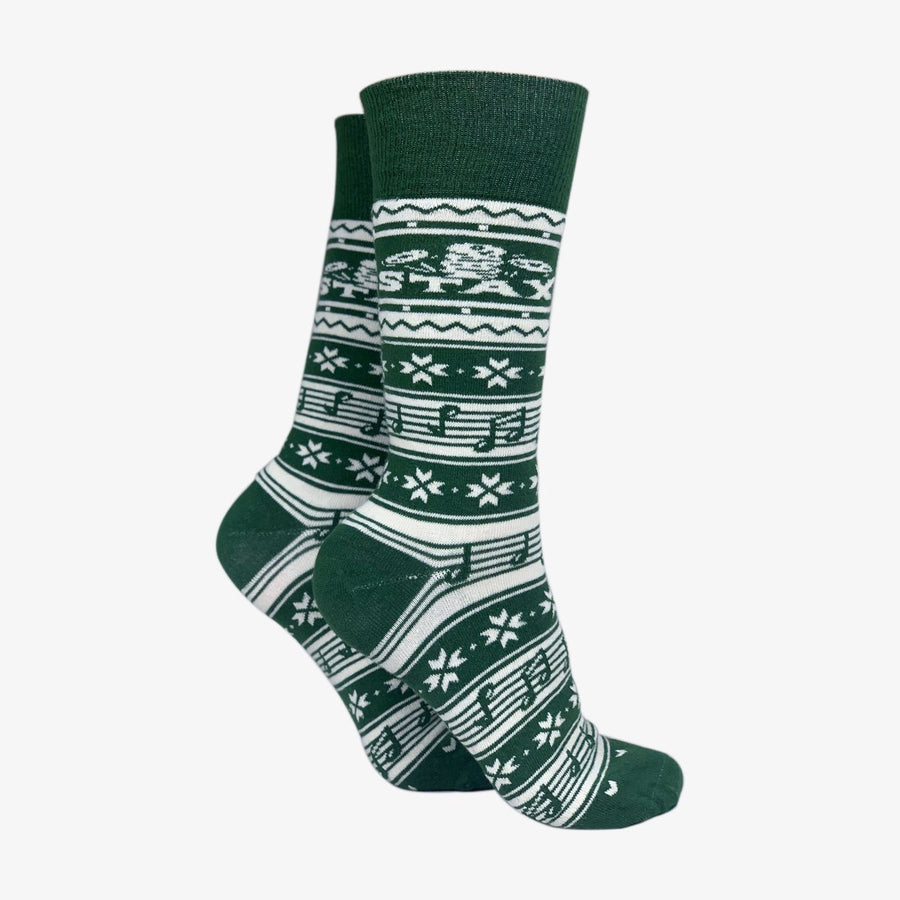 Stax Christmas Socks