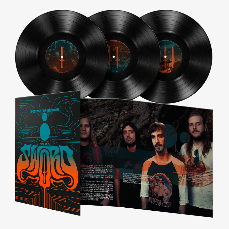 The Sword - Conquest of Kingdoms (3-LP)