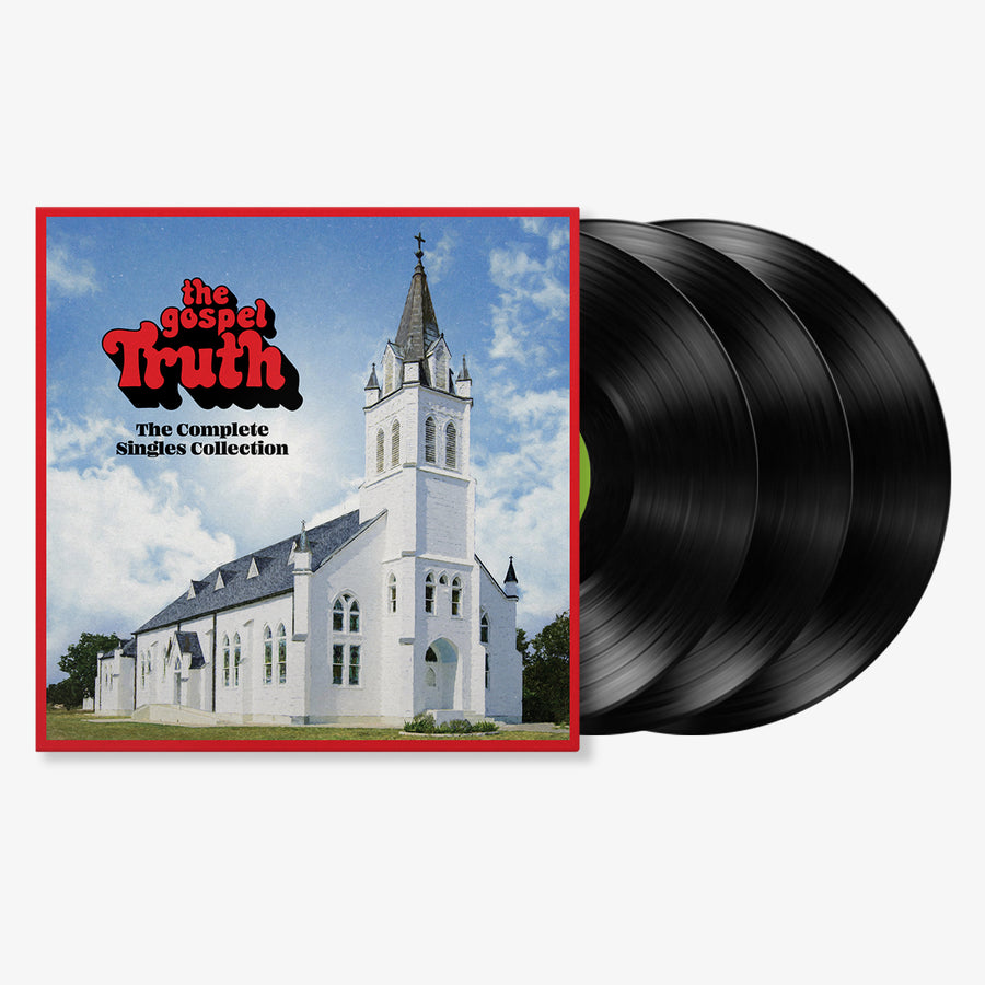 The Gospel Truth - Complete Singles Collection (3-LP)