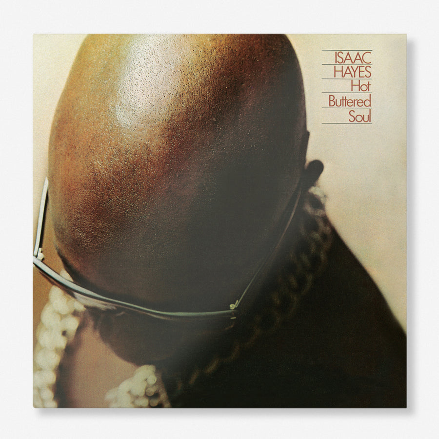 Isaac Hayes - Hot Buttered Soul (180-Gram LP)