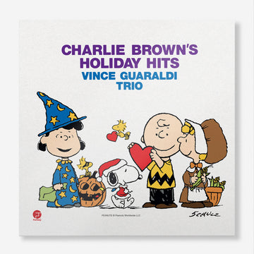 Vince Guaraldi Trio - Charlie Brown's Holiday Hits (LP)