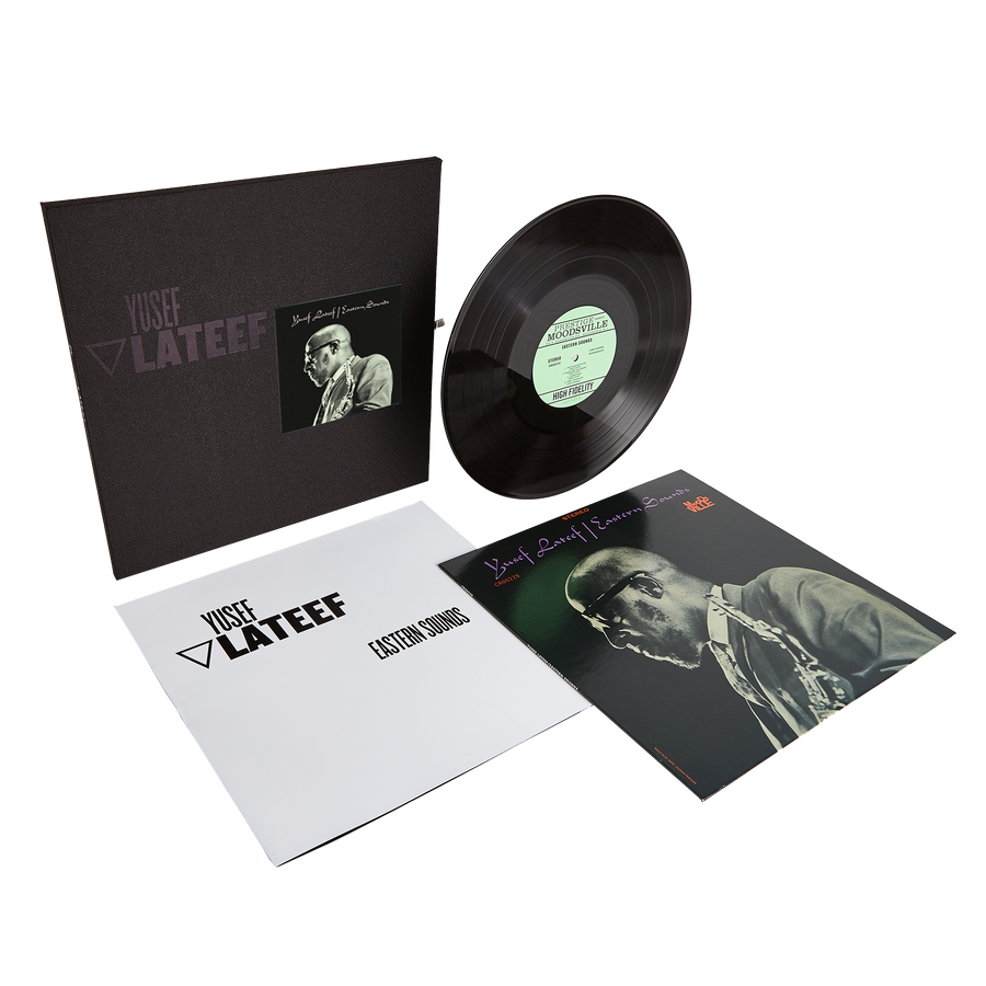 Yusef Lateef - Eastern Sounds (Small Batch, One-Step Pressing)