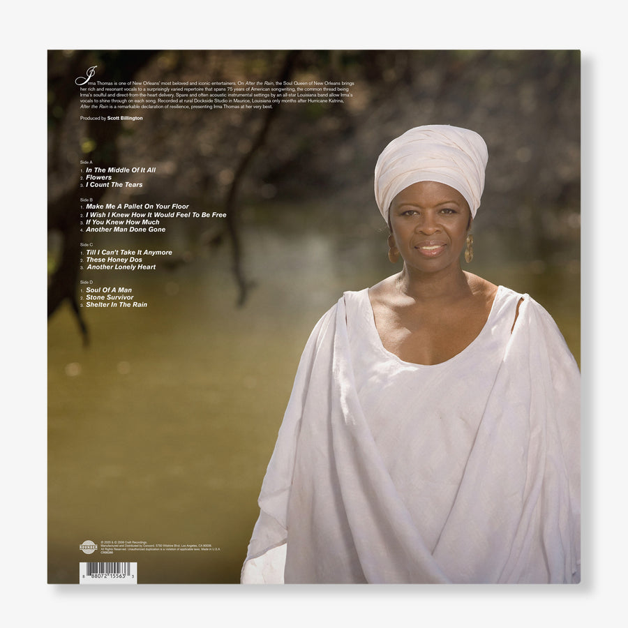 Irma Thomas - After The Rain (180g 2-LP)