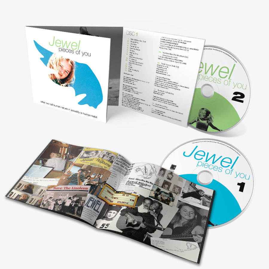 Jewel - Pieces of You (Deluxe 2-CD)