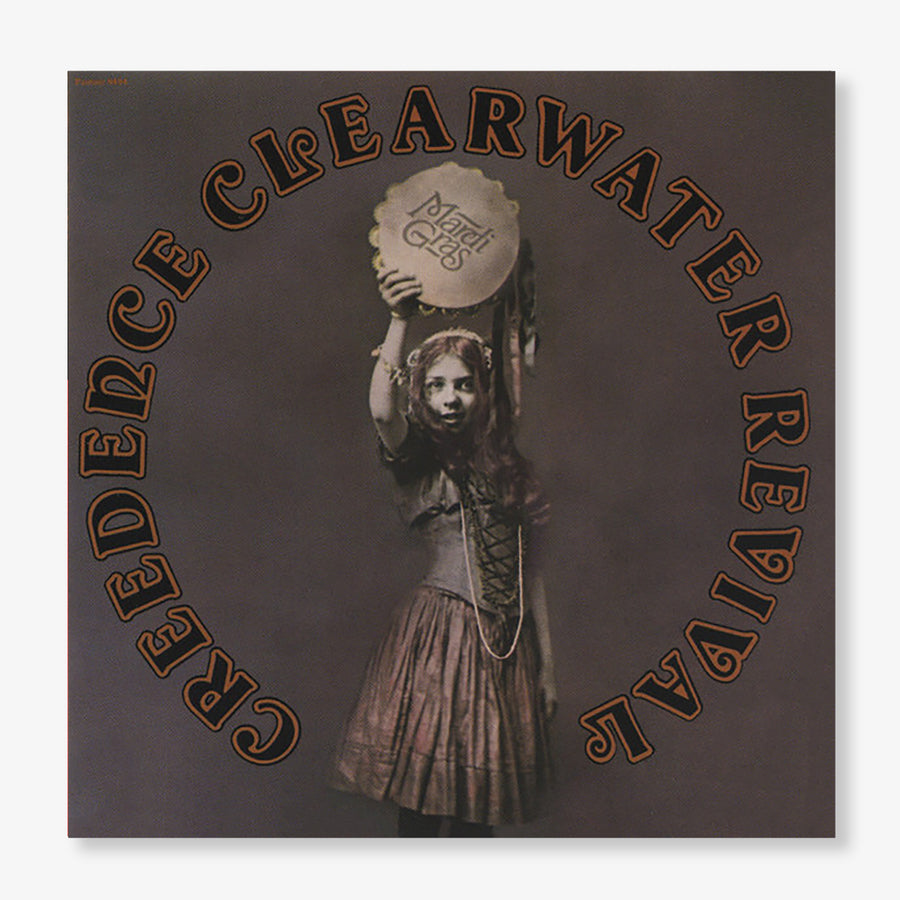 Creedence Clearwater Revival - Mardi Gras (Half-Speed Master LP)