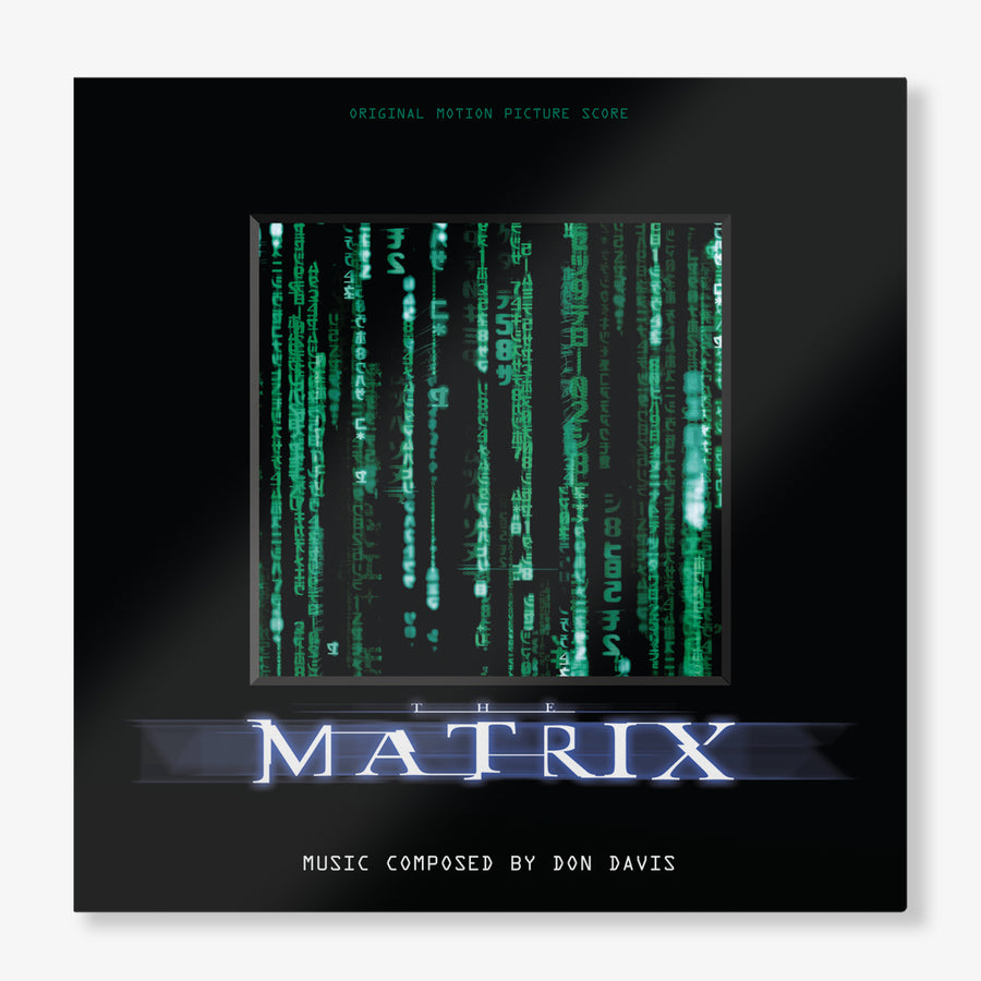 Don Davis - The Matrix (Original Motion Picture Score - LP)