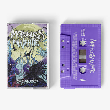 Motionless in White - Creatures (Cassette)