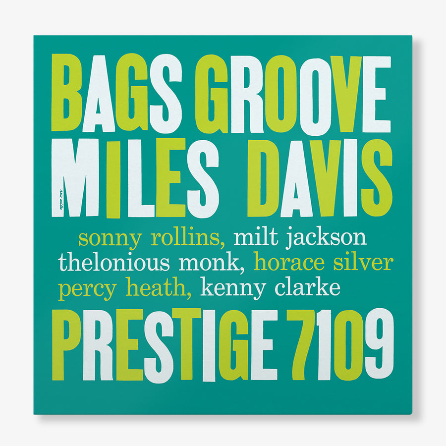 Miles Davis And The Modern Jazz Giants - Bags' Groove (LP)