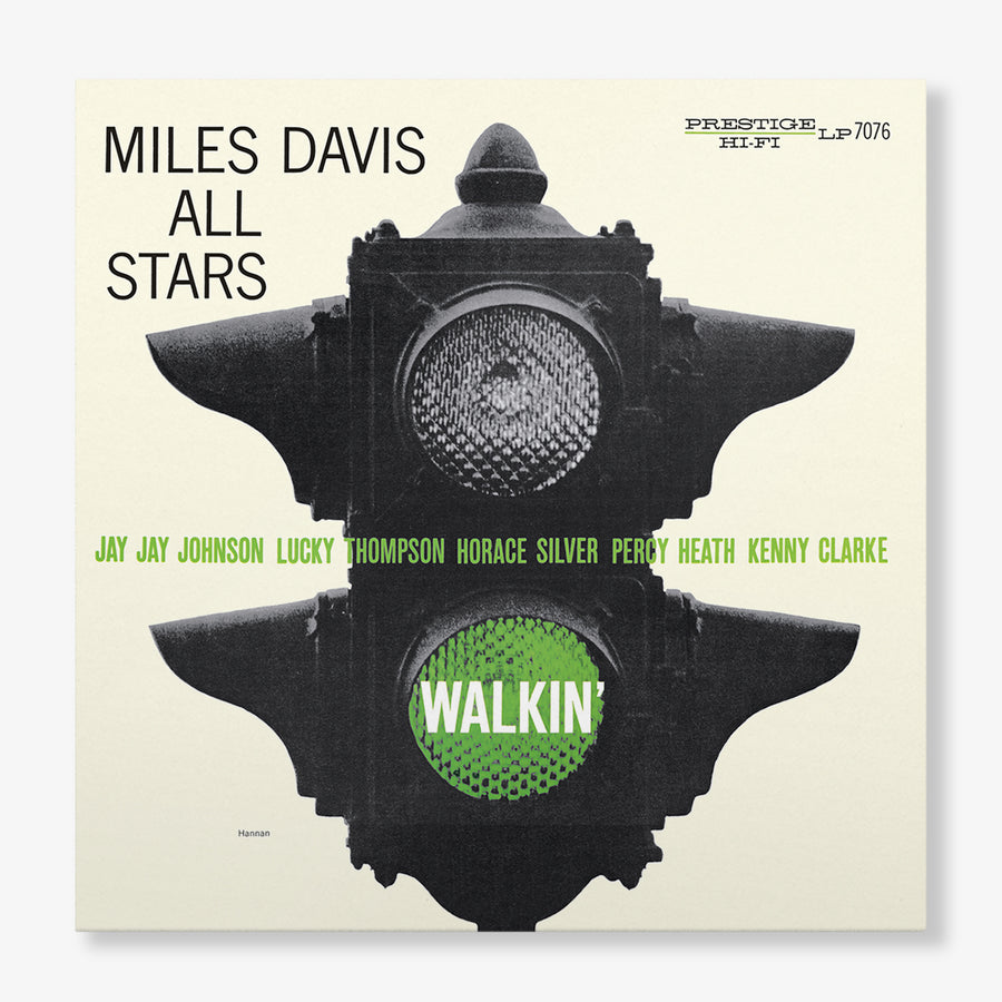 The Miles Davis All Stars - Walkin' (LP)