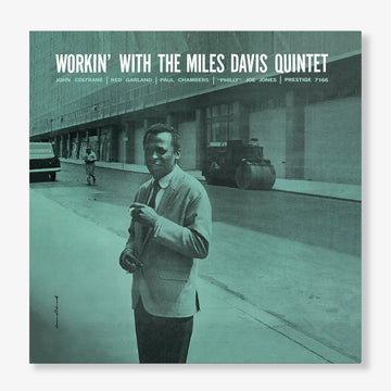 The Miles Davis Quintet - Workin' With The Miles Davis Quintet (LP)