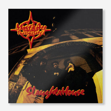 Masta Ace Incorporated - SlaughtaHouse (2-LP Vinyl)