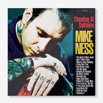 Mike Ness - Cheating at Solitaire (2-LP Gatefold Vinyl)
