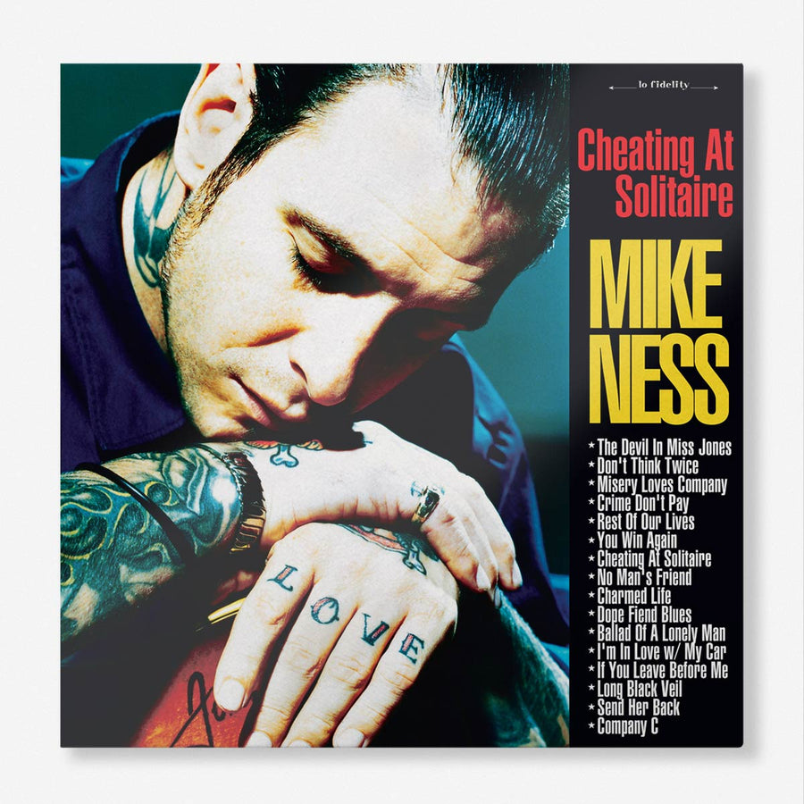 Mike Ness - Cheating at Solitaire (2-LP)