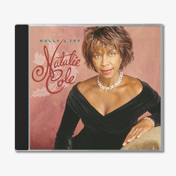 Natalie Cole - Holly & Ivy (CD)