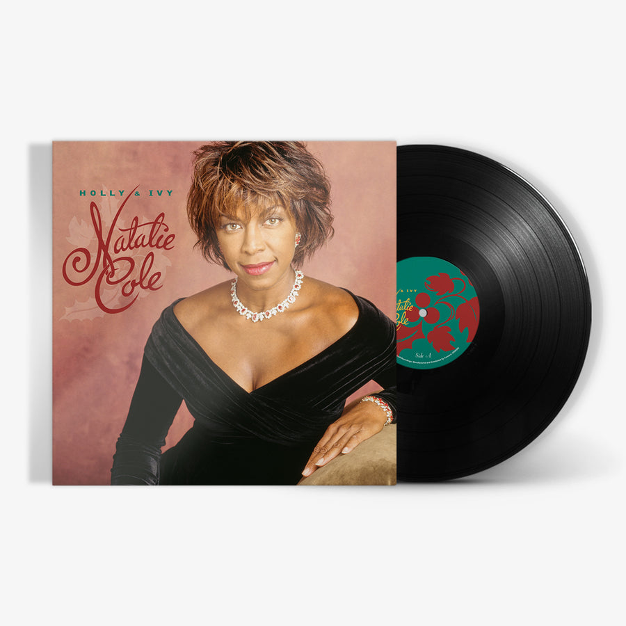 Natalie Cole - Holly & Ivy (180g LP)
