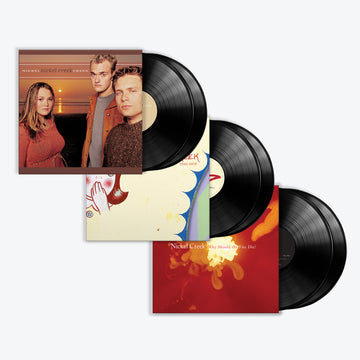 Nickel Creek - Nickel Creek / This Side / Why Should the Fire Die? (180g LP Bundle)[PRE-ORDER]