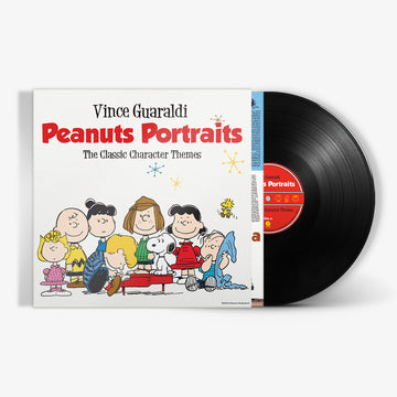 Vince Guaraldi - Peanuts Portraits (LP)