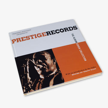 Prestige Records - The Album Cover Collection (Hardback Book & CD Set)
