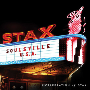 Various Artists - Soulsville U.S.A.: A Celebration of Stax (3-CD Set)