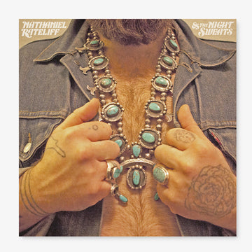 Nathaniel Rateliff & The Night Sweats - Self-Titled (LP)