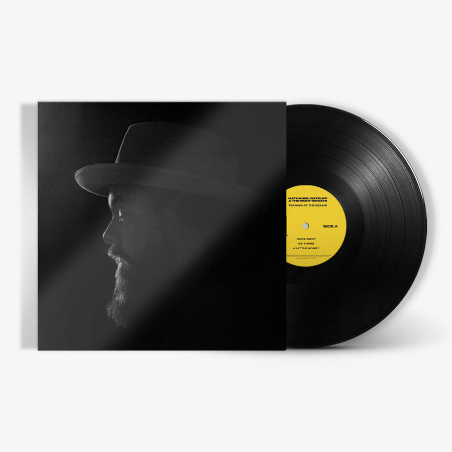 Nathaniel Rateliff & The Night Sweats - Tearing at the Seams (Deluxe 2-LP)
