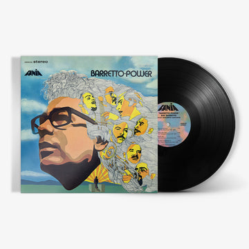 Ray Barretto - Barretto Power  [PRE-ORDER]