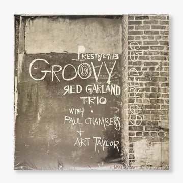 The Red Garland Trio - Groovy (LP)