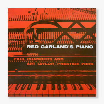 Red Garland - Red Garland's Piano (LP)