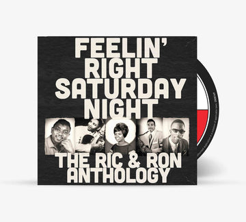 Various - Feelin' Right Saturday Night: The Ric & Ron Anthology (CD)