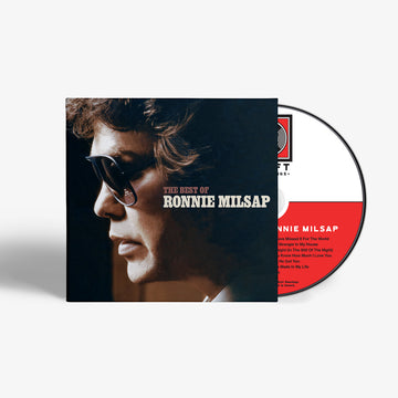 Ronnie Milsap - The Best Of Ronnie Milsap (CD)