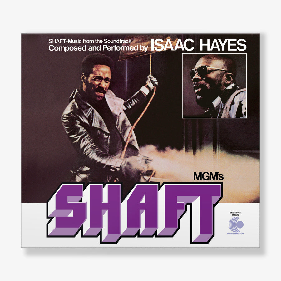 Isaac Hayes - Shaft (Deluxe Edition CD)