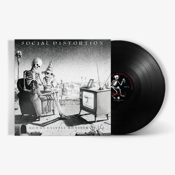 Social Distortion - Mommy's Little Monster (LP)