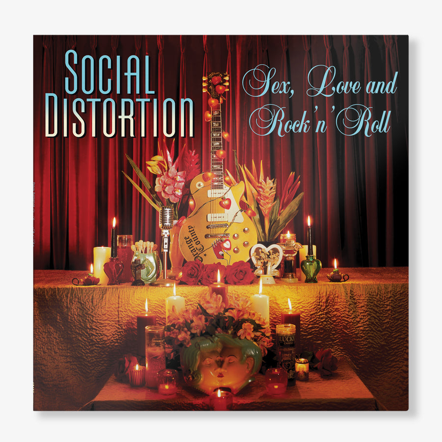 Social Distortion - Sex, Love and Rock 'N' Roll (LP)