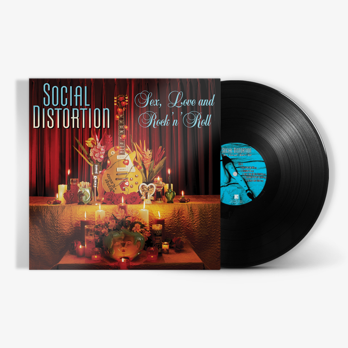 Social Distortion Sex Love And Rock N Roll Lp