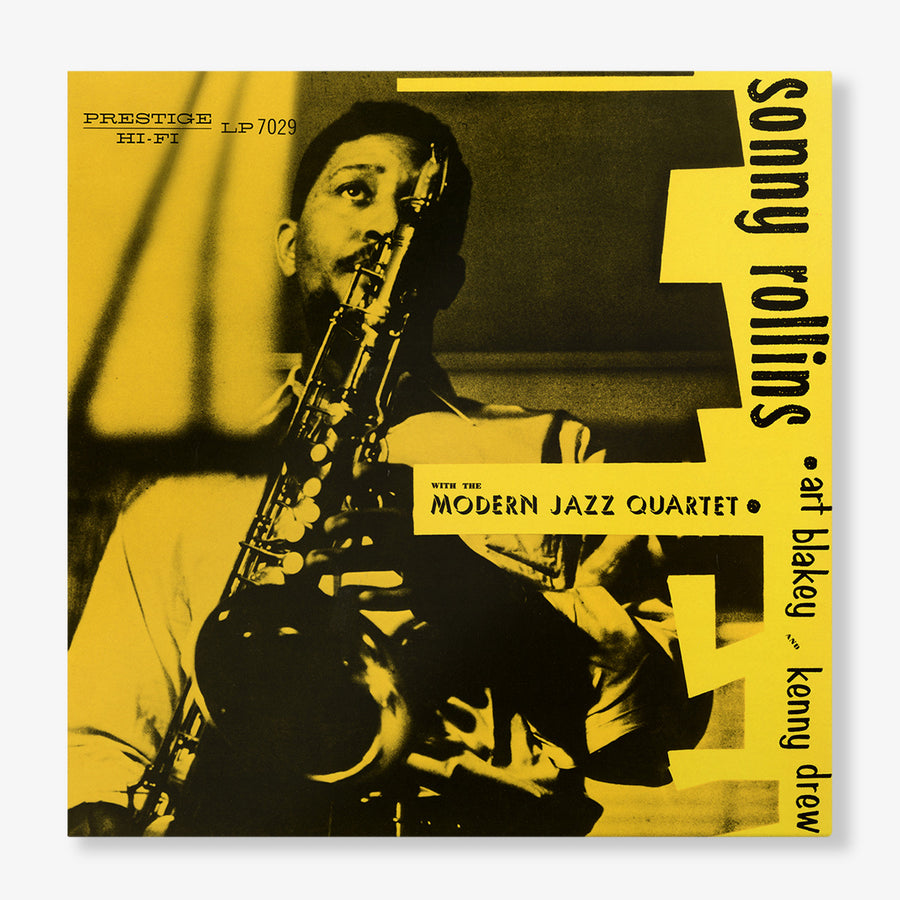 Sonny Rollins With The Modern Jazz Quartet (LP)