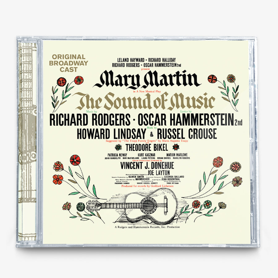 The Sound of Music - Original Broadway Cast Recording (CD)