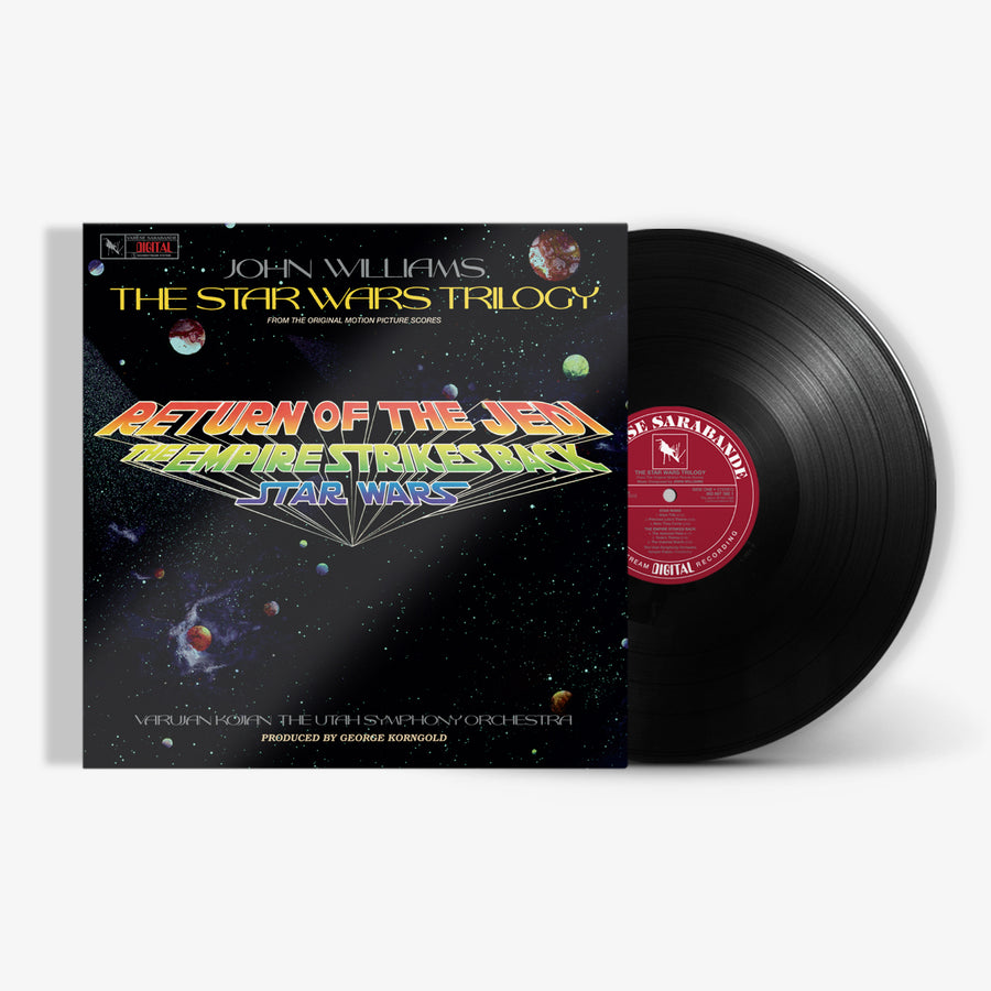 John Williams - The Star Wars Trilogy (From The Original Motion Picture Scores - LP)