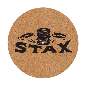Stax Records Cork Slipmat