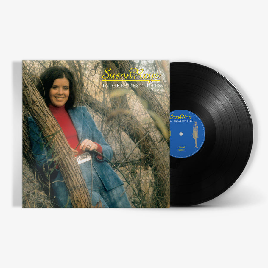 Susan Raye - 16 Greatest Hits (LP)