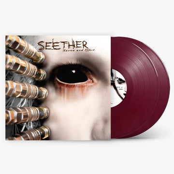 Seether - Karma and Effect (Burgundy Opaque 2-LP) [PRE-ORDER]