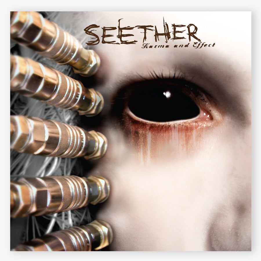 Seether - Karma and Effect (Burgundy Opaque 2-LP)