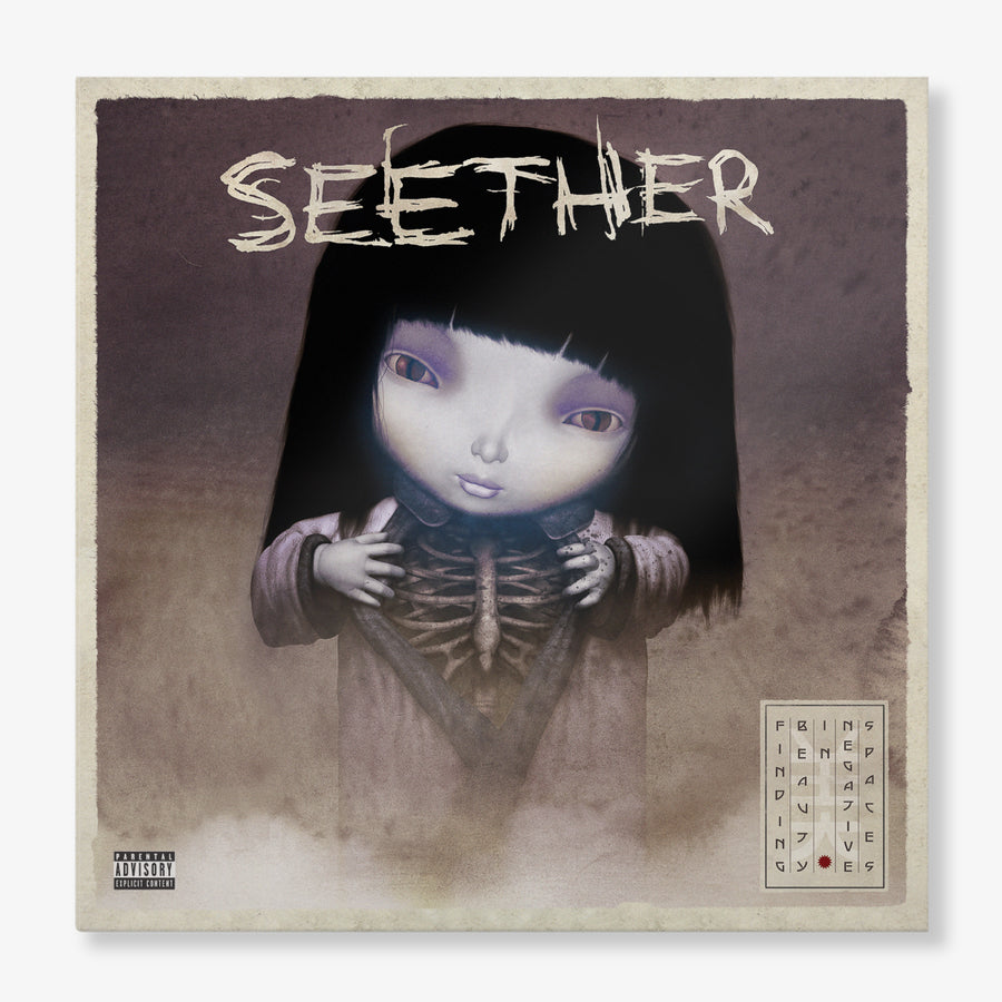Seether - Finding Beauty in Negative Spaces (Lavender Opaque 2-LP)