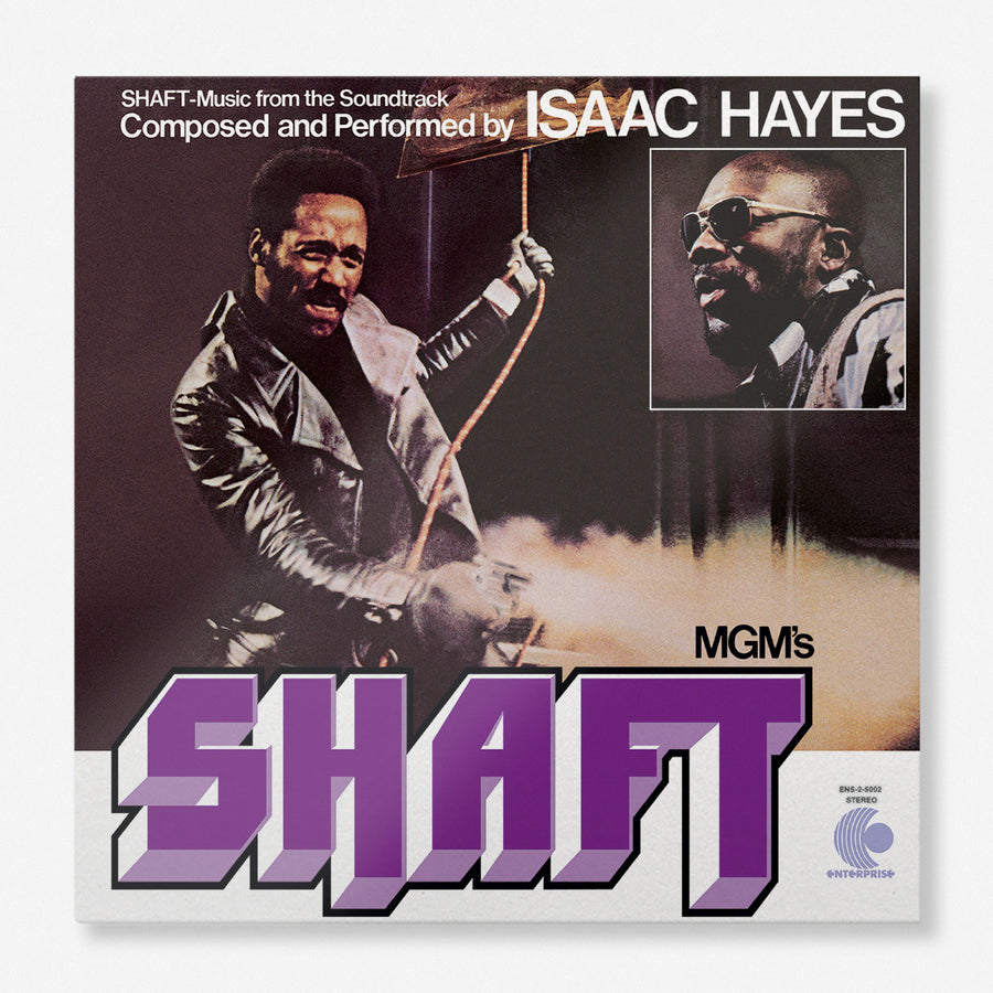 Isaac Hayes - Shaft (2-LP Gatefold 180-Gram Vinyl)