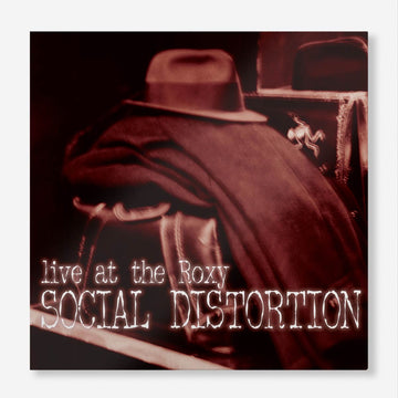 Social Distortion - Live at the Roxy (2-LP Vinyl)