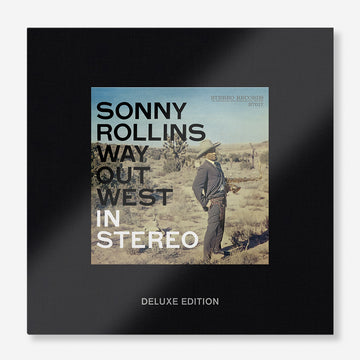 Sonny Rollins - Way Out West (2-LP 180-Gram Deluxe Set)
