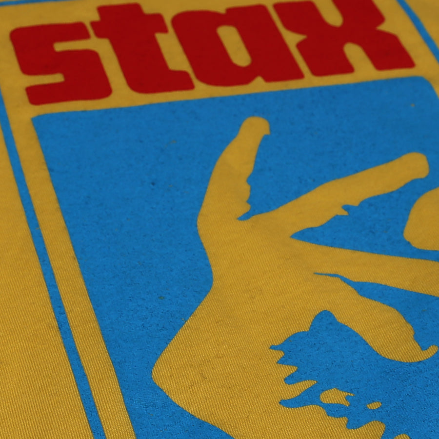 Stax Yellow Finger Snap T-shirt