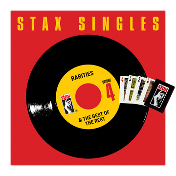 Stax Singles, Vol. 4: Rarities & The Best Of The Rest (6-CD Box Set)