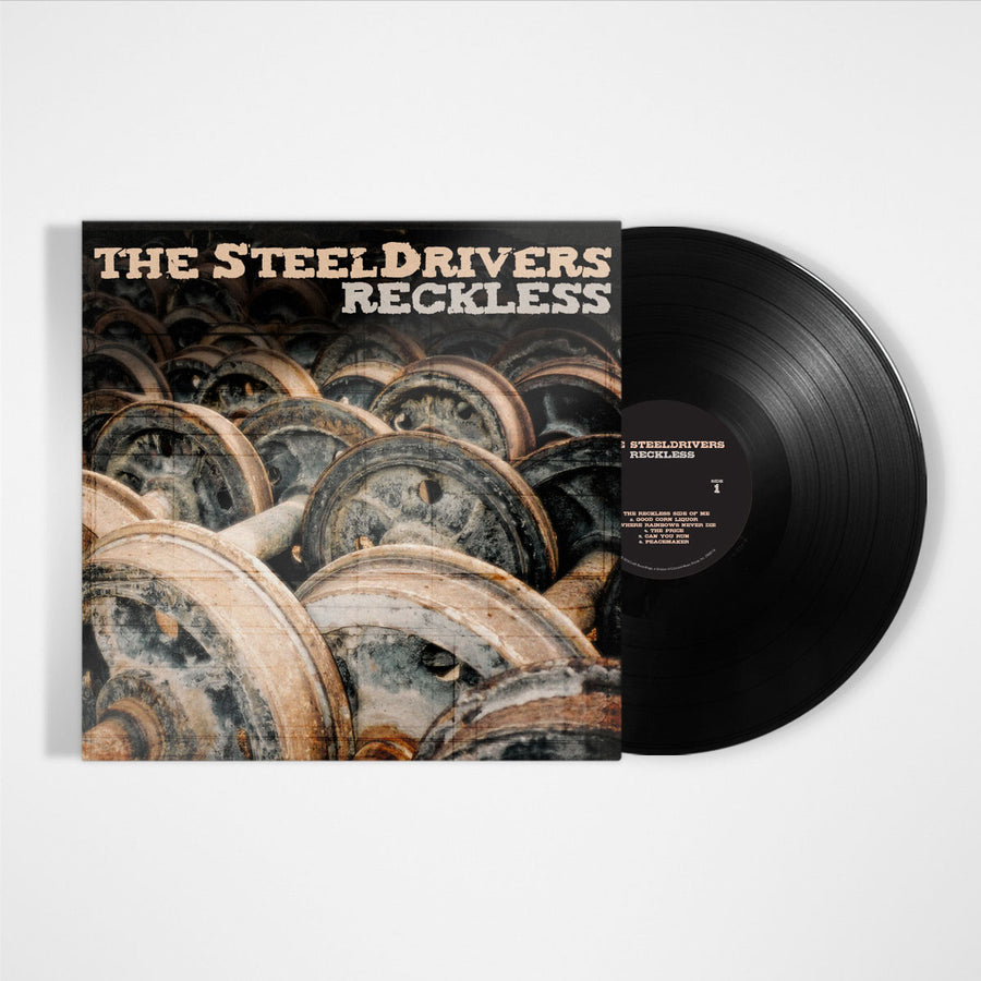 The SteelDrivers - Reckless (LP)