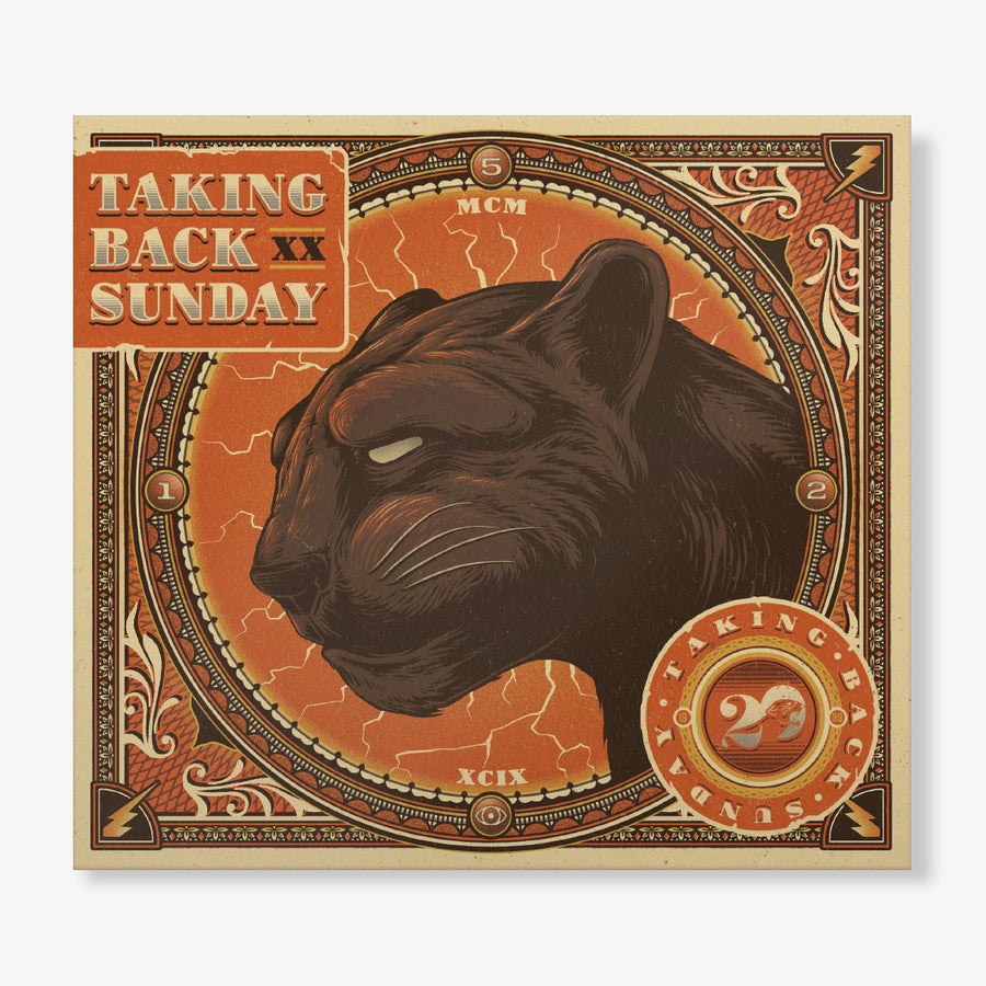 Taking Back Sunday - Twenty (CD)