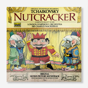 Tchaikovsky's The Nutcracker (Original Motion Picture Soundtrack) (LP)